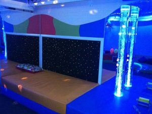 Redbank House multi-sensory rooms