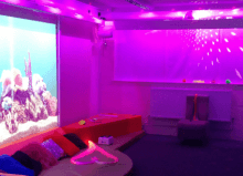 multisensory room redbank house