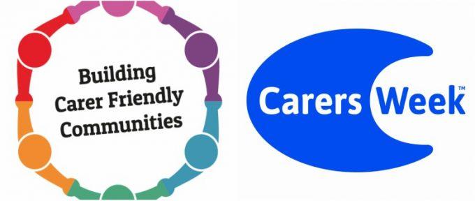 carers week logo for blog header