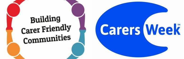 carers week logo for blog header