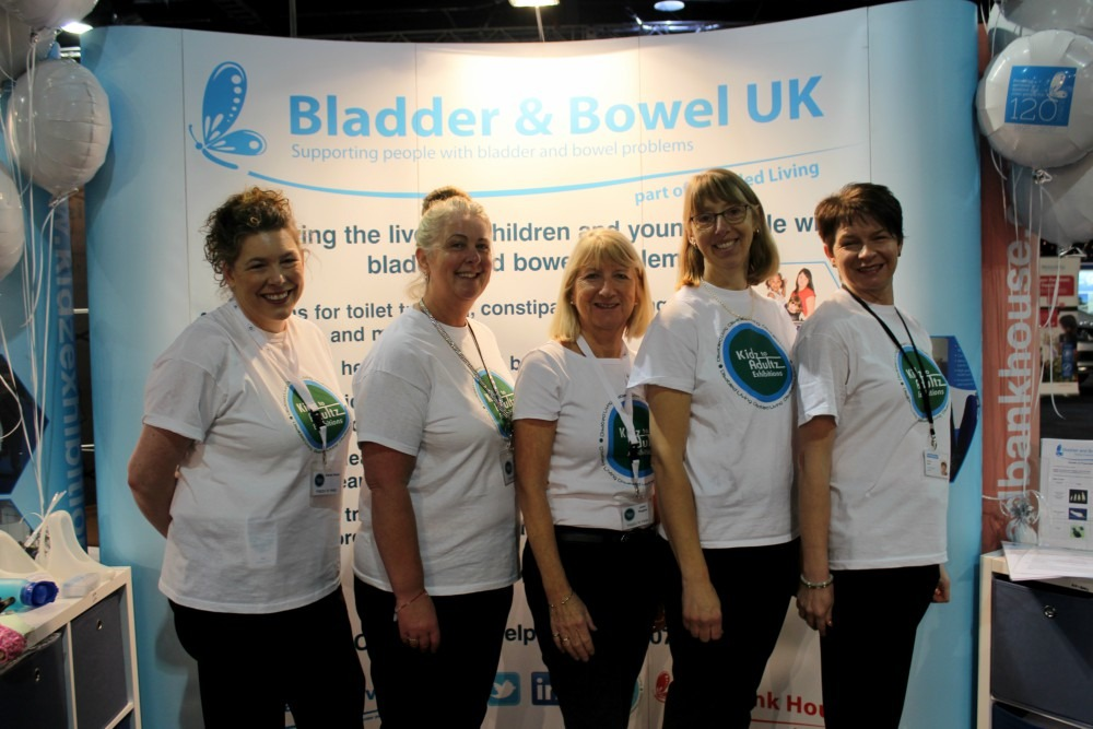 Bladder and Bowel UK team