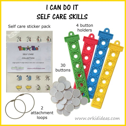 Orkid Ideas - self care kit