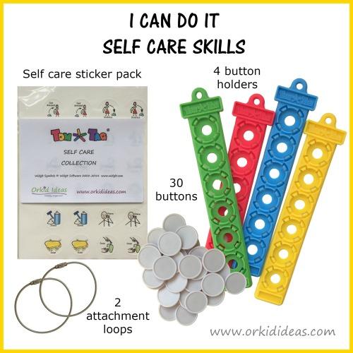 Orkid Ideas - self care kit
