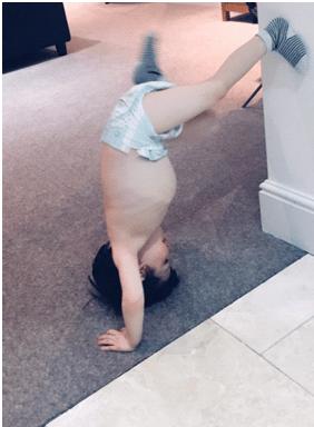 franklin upside down