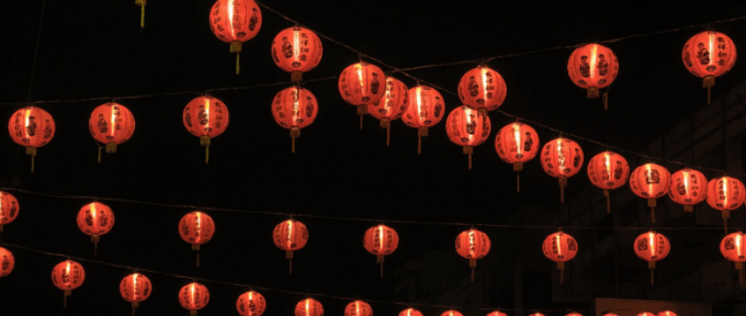 Chinese New Year 2020 Lanterns