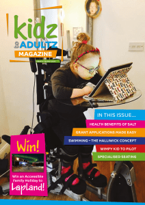 kidz mag march 2020 cover