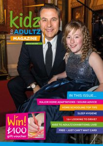 Kidz to Adultz mag issue 8 cover