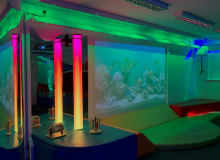 Redbank sensory rooms and bubble tubes